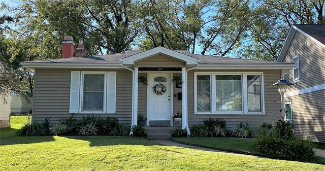 905 N Harrison Avenue, St Louis, MO 63122 (#21073186) :: The Becky O'Neill Power Home Selling Team