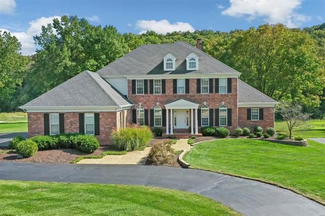 312 Tavern Creek Court, Saint Albans, MO 63073 (#21073204) :: Finest Homes Network