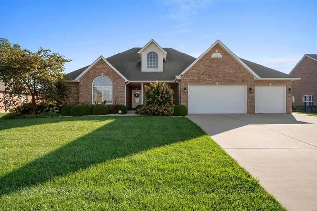 1614 Clover Ridge, Columbia, IL 62236 (#21073209) :: Finest Homes Network