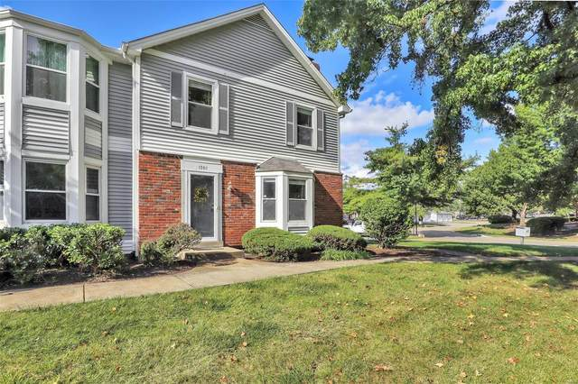 1701 Florine G, Saint Charles, MO 63303 (#21073216) :: Matt Smith Real Estate Group