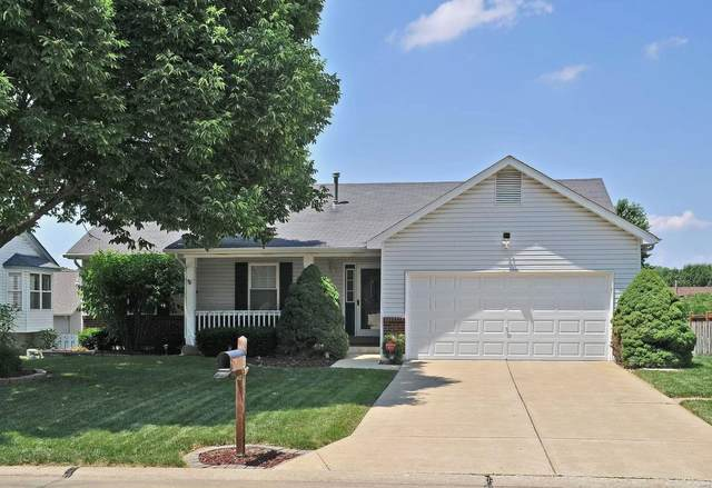 6 Larchmont Court, Saint Peters, MO 63376 (#21073231) :: RE/MAX Professional Realty