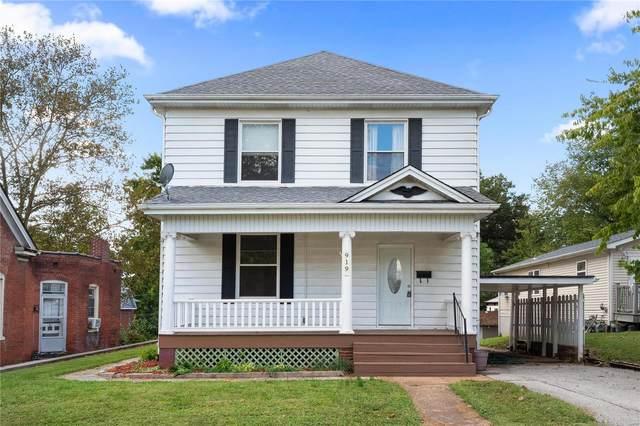 919 S Church Street, Belleville, IL 62220 (#21073246) :: Fusion Realty, LLC