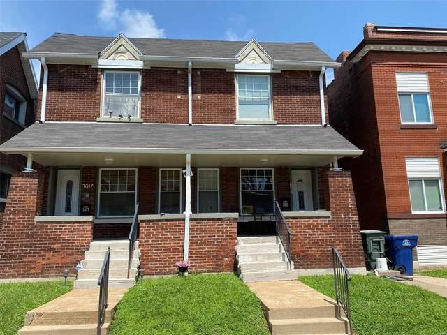 3015 Magnolia Avenue 1 And 2, St Louis, MO 63118 (MLS #21073264) :: Century 21 Prestige