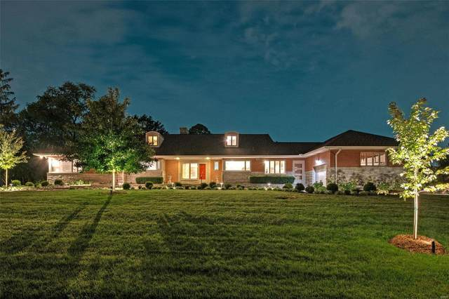 62 Clermont Lane, Ladue, MO 63124 (#21073280) :: Finest Homes Network