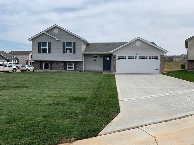 1126 Marathon Drive, Foristell, MO 63348 (#21073290) :: Matt Smith Real Estate Group