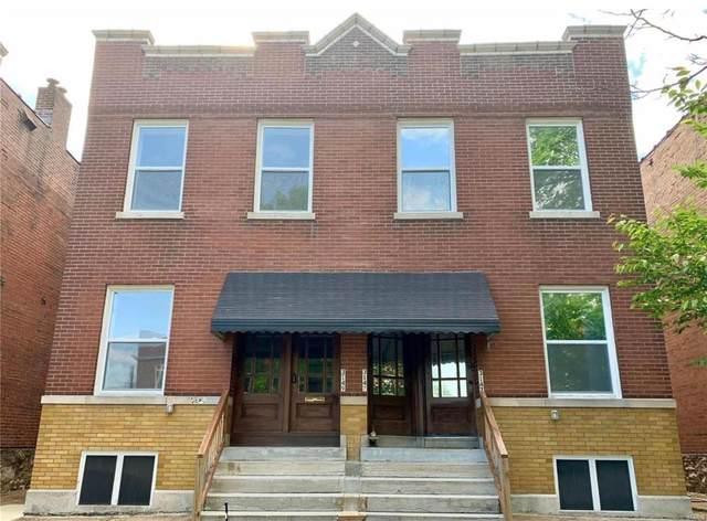 3149 Michigan Avenue, St Louis, MO 63118 (#21073293) :: Hartmann Realtors Inc.