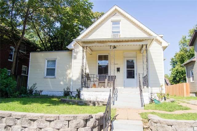 2421 Delmar Avenue, Granite City, IL 62040 (#21073298) :: Parson Realty Group