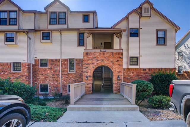 2806 Par Valley B, St Louis, MO 63129 (#21073339) :: Clarity Street Realty