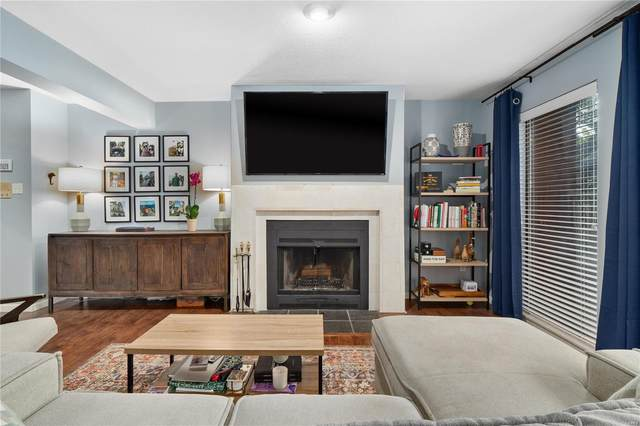 5583 Waterman Boulevard A, St Louis, MO 63112 (#21073360) :: Finest Homes Network