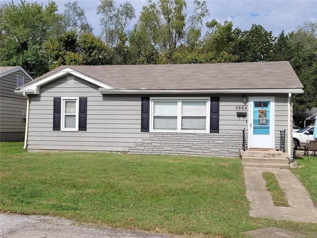 3864 Horn Avenue, Alton, IL 62002 (#21073368) :: Fusion Realty, LLC
