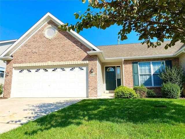 1414 Garnet, O'Fallon, MO 63366 (#21073371) :: Kelly Hager Group | TdD Premier Real Estate