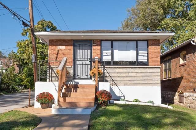 5617 Hiller, St Louis, MO 63136 (MLS #21073413) :: Century 21 Prestige