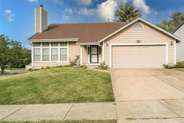 12705 Stubwood Drive, Florissant, MO 63033 (#21073430) :: Matt Smith Real Estate Group