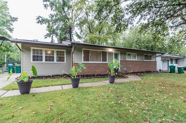 1018 Briarbrae Drive, St Louis, MO 63138 (#21073447) :: Parson Realty Group
