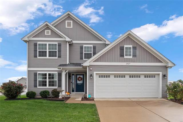 2027 Woodsong Way Lane, Belleville, IL 62220 (#21073454) :: Fusion Realty, LLC