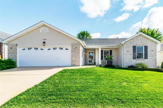 6018 Cardinal Creek Drive, St Louis, MO 63129 (#21073456) :: Clarity Street Realty