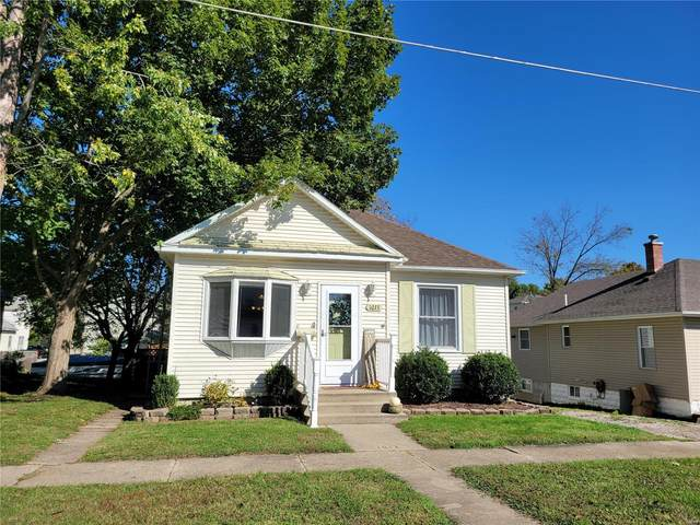 1013 Bell Place, Hillsboro, IL 62049 (#21073474) :: Fusion Realty, LLC
