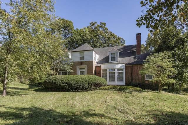 13 Litzsinger Lane, Ladue, MO 63124 (#21073490) :: Finest Homes Network