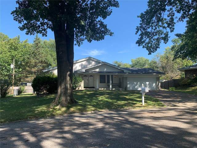 12431 Betsy Ross Lane, St Louis, MO 63146 (#21073511) :: RE/MAX Next Generation