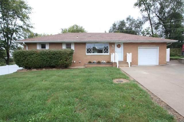 562 Nevada Avenue, East Alton, IL 62024 (#21073515) :: Finest Homes Network