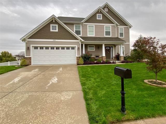 2725 Ambridge, Shiloh, IL 62221 (#21073516) :: Fusion Realty, LLC