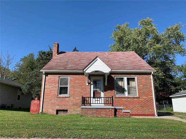 533 W Spring, Greenville, IL 62246 (#21073518) :: Fusion Realty, LLC