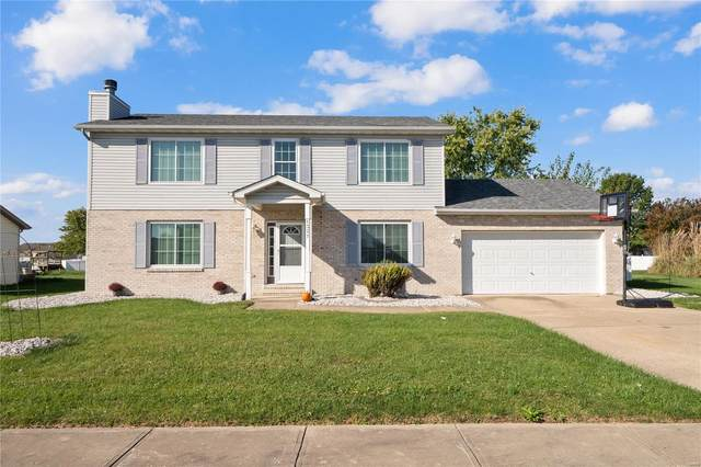 1321 Cody Drive, Waterloo, IL 62298 (#21073524) :: RE/MAX Professional Realty