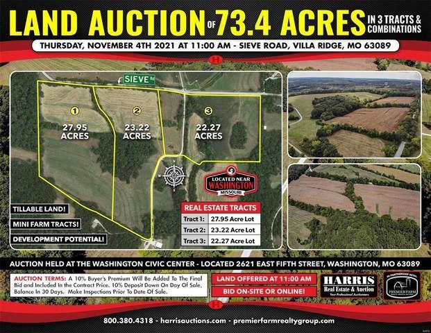 0 Sieve Road, Villa Ridge, MO 63089 (#21073527) :: Innsbrook Properties
