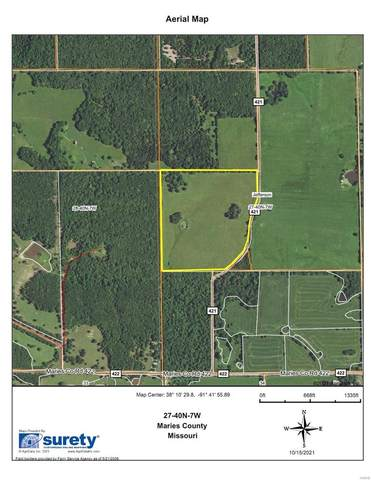 0 Maries County Road 421, Belle, MO 65013 (#21073584) :: Friend Real Estate