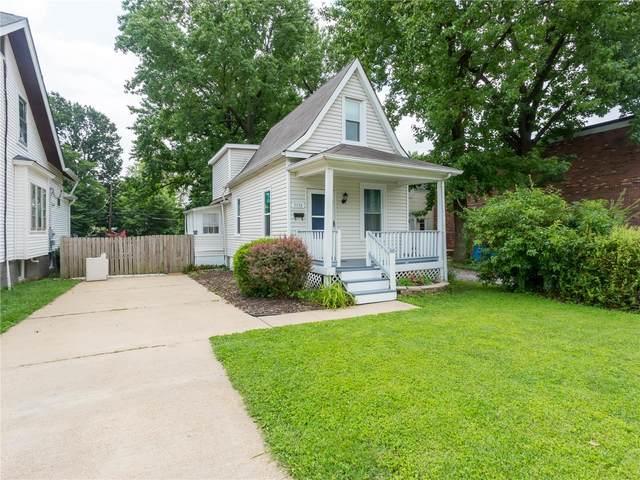 3318 Greenwood Boulevard, St Louis, MO 63143 (#21073602) :: Jenna Davis Homes LLC