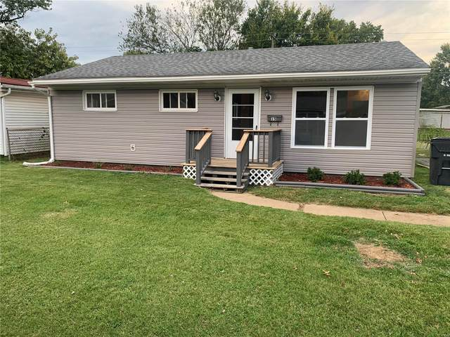 15 Jennine Drive, Belleville, IL 62226 (#21073613) :: Fusion Realty, LLC