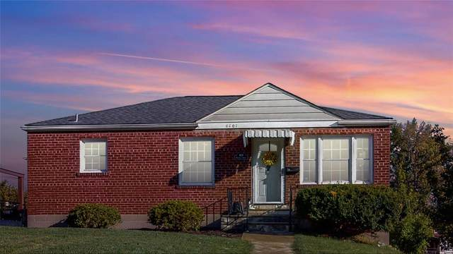 4101 Mcdonald Avenue, St Louis, MO 63116 (#21073621) :: Hartmann Realtors Inc.