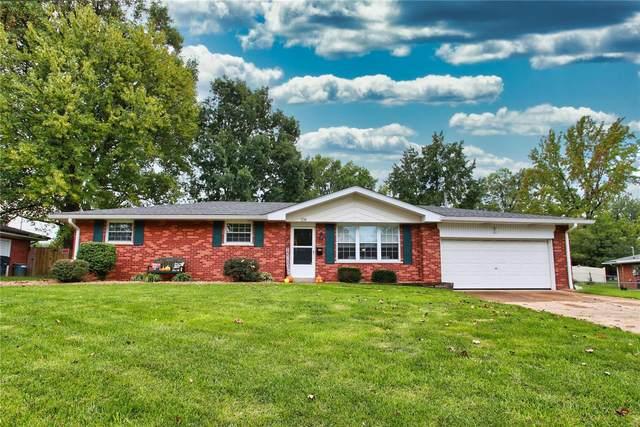 108 Chadwick, Belleville, IL 62223 (#21073629) :: Terry Gannon | Re/Max Results