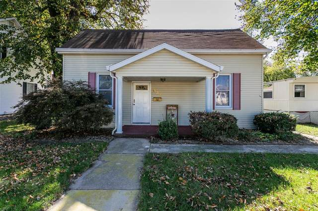 638 S 4th Street, BREESE, IL 62230 (#21073648) :: The Becky O'Neill Power Home Selling Team