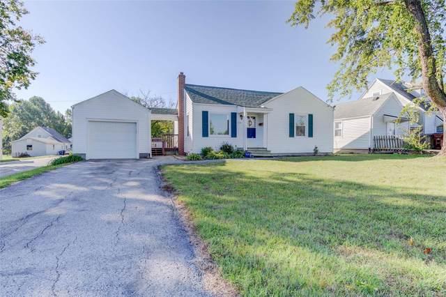 210 E Academy, Wentzville, MO 63385 (#21073682) :: Finest Homes Network