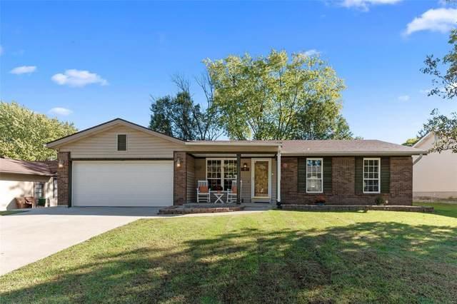 8 Castlewood Court, Saint Peters, MO 63376 (#21073685) :: Matt Smith Real Estate Group