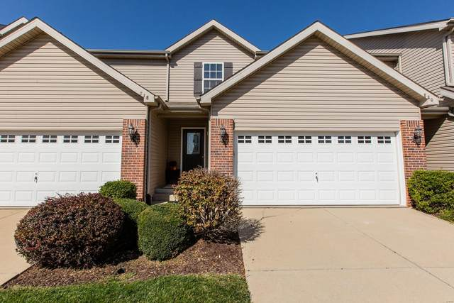 818 Foxgrove Drive, Fairview Heights, IL 62208 (#21073688) :: Terry Gannon   Re/Max Results