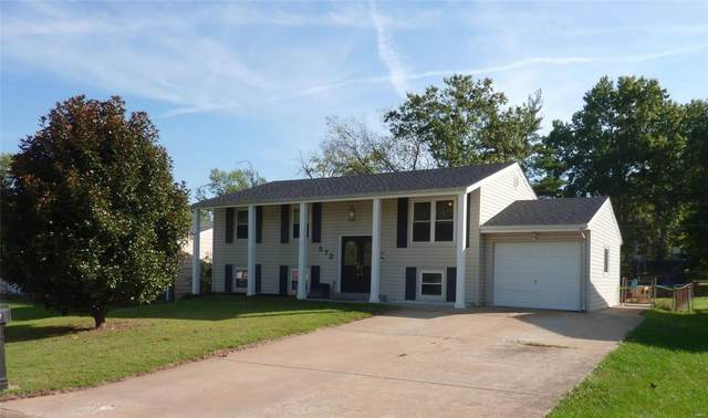 572 Mount Vernon Drive, Arnold, MO 63010 (#21073689) :: Finest Homes Network