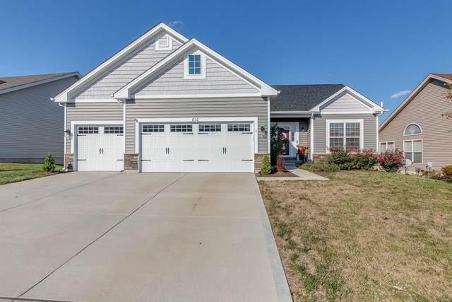 810 Ellis Park Place, Wentzville, MO 63385 (#21073692) :: Finest Homes Network