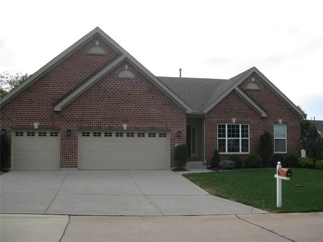 105 Pine Trail Drive, Lake St Louis, MO 63367 (#21073693) :: Matt Smith Real Estate Group