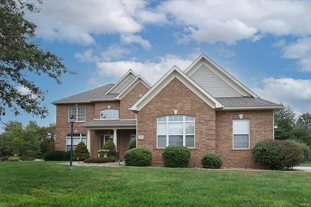 8401 Timber Ridge Drive, Edwardsville, IL 62025 (#21073704) :: Fusion Realty, LLC