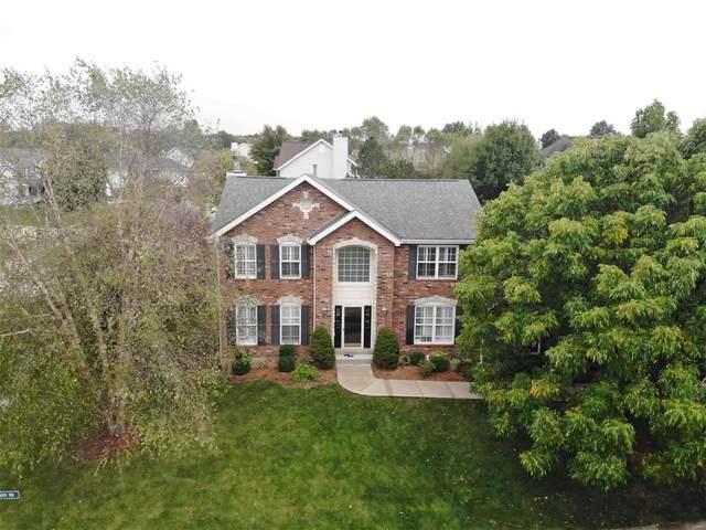 2304 Slammer Drive, Belleville, IL 62220 (#21073705) :: Finest Homes Network