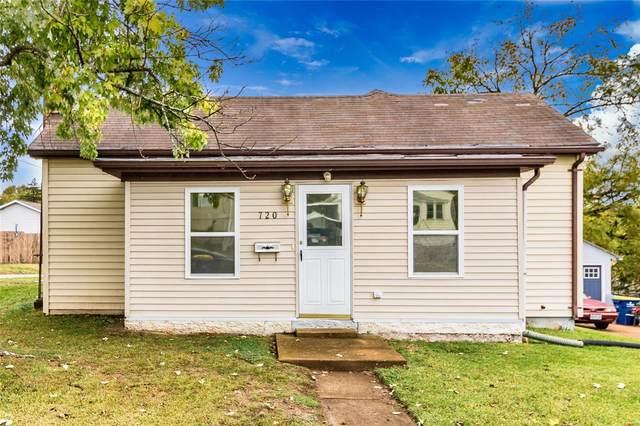 720 Ann Street, Festus, MO 63028 (#21073712) :: Matt Smith Real Estate Group