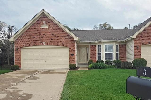 8 Bently Circle Court, Chesterfield, MO 63017 (#21073723) :: Terry Gannon   Re/Max Results