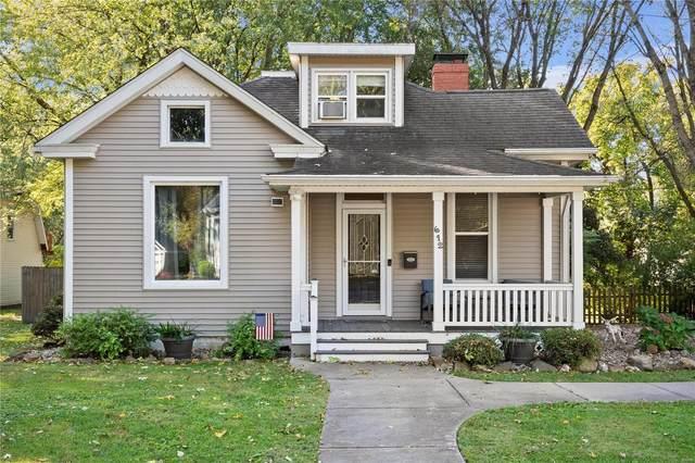 612 Dewey Avenue, Edwardsville, IL 62025 (MLS #21073750) :: Century 21 Prestige