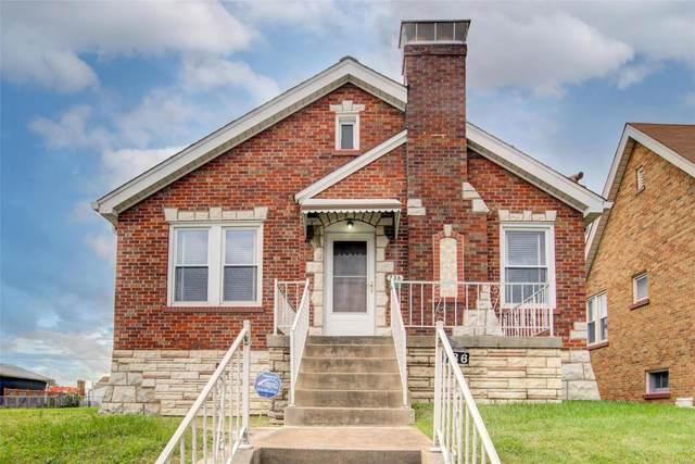 736 Cumberland Drive, St Louis, MO 63125 (#21073753) :: Parson Realty Group