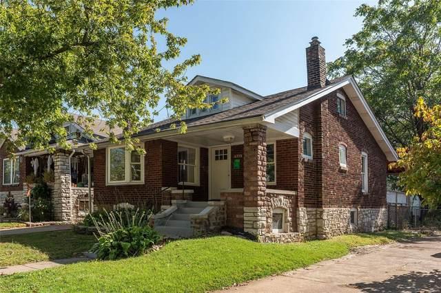 6728 Fyler Avenue, St Louis, MO 63139 (#21073755) :: Finest Homes Network