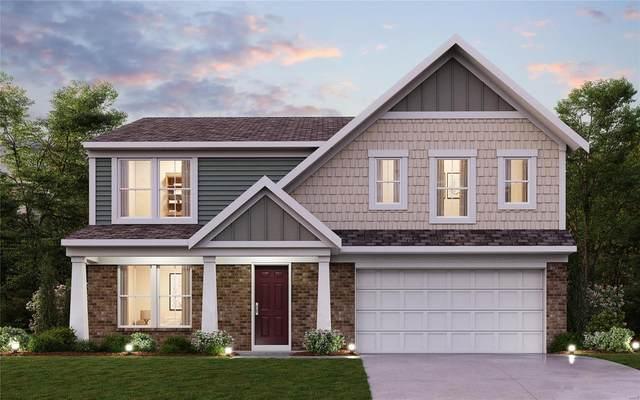 713 Myatt Drive, Wentzville, MO 63385 (#21073757) :: Reconnect Real Estate