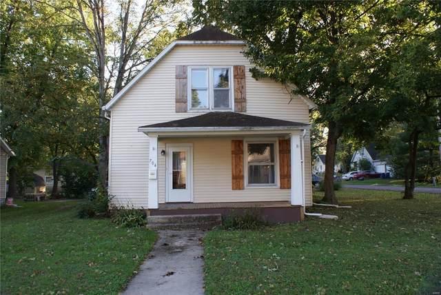 704 Main Street E, Greenville, IL 62246 (#21073759) :: Fusion Realty, LLC