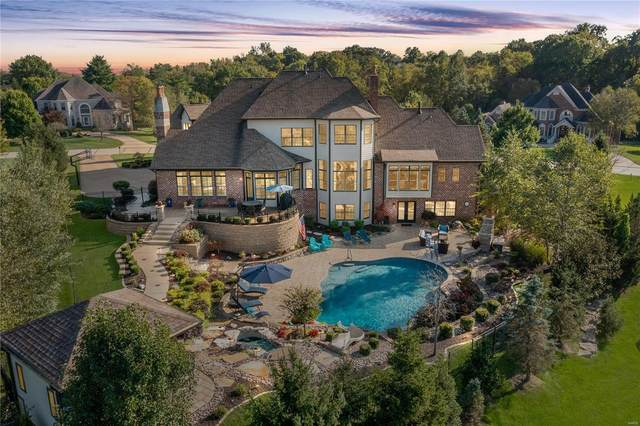 1222 Devonworth Drive, Chesterfield, MO 63017 (#21073761) :: Reconnect Real Estate
